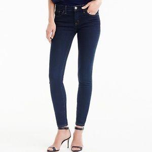 j crew toothpick jeans size 29 darker wash